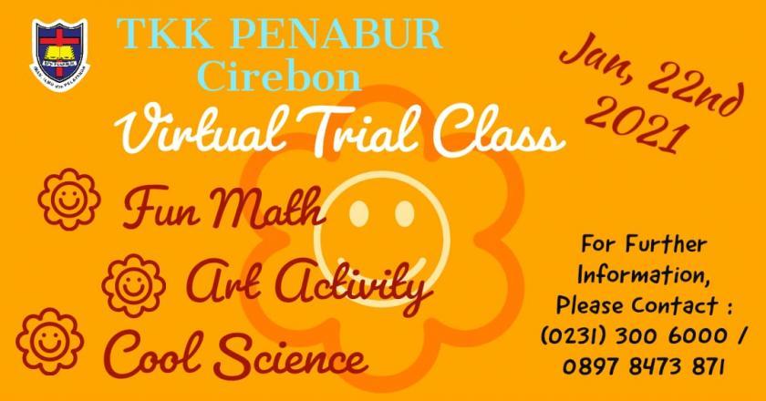 Virtual Trial Class Januari