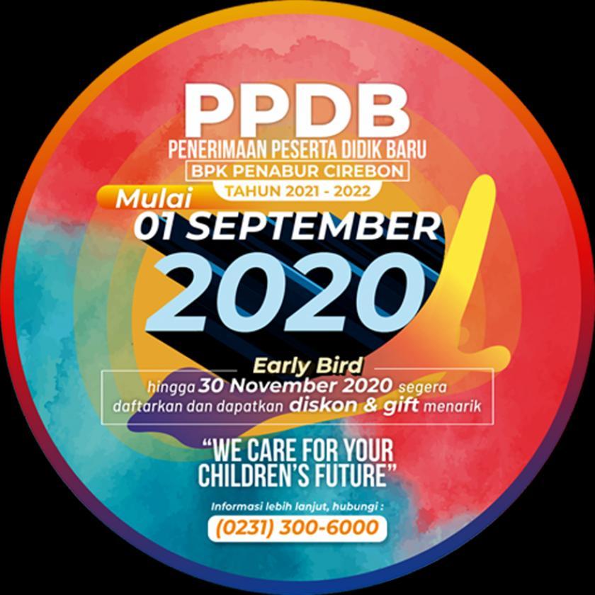 Penerimaan Peserta Didik Baru Tahun Ajaran 2021-2022